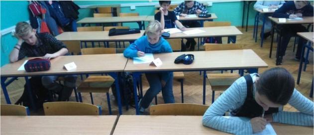 Wojewódzki Konkurs Języka Niemieckiego – Etap Szkolny