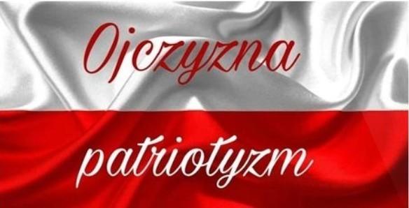 KOCHAM POLSKĘ ! – Pielęgnujemy Patriotyzm Podczas Zdalnych Zajęć Znajmłodszymi Uczniami Naszej Szkoły.