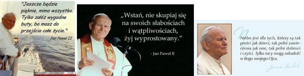 100.rocznica Urodzin św. Jana Pawła II – Konkurs Literacki.