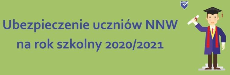 Ubezpieczenie Uczniów Wroku Szkolnym 2020/2021